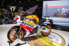 Repsol di Honda Fotografie Stock Libere da Diritti