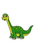 Reptiel dinosaurus Royalty-vrije Stock Fotografie