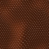 Reptile texture - seamless. Brown palette Royalty Free Stock Photo