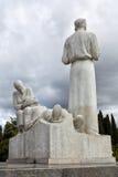 Repto do monumento em nome da vida Sochi Rússia Imagens de Stock Royalty Free