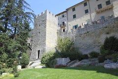Repubblic von San Marino Stockbild