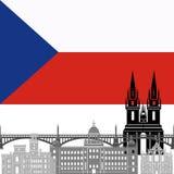 Repubblica ceca Fotografie Stock Libere da Diritti