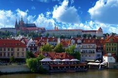 Repubblica ceca praga Fotografie Stock Libere da Diritti