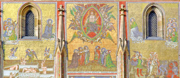 Repubblica ceca, Praga: Cattedrale della st Vitus Fotografia Stock