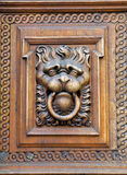 Repubblica ceca, Praga: portello antico Fotografie Stock