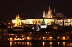 Repubblica di Praga Czhech Fotografia Stock Libera da Diritti