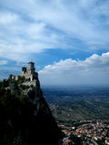 Repubblica di san marino italia Royalty Free Stock Photo
