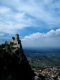 Repubblica di san marino italia Royalty Free Stock Photo