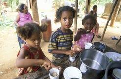 REPUBBLICA DOMINICANA DEL MARE DELL'AMERICA CARIBBIAN Fotografie Stock