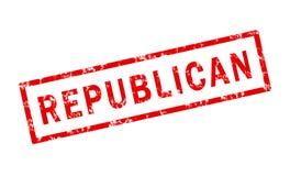 Repubblicano Fotografia Stock Libera da Diritti