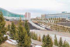 Republic of Bashkortostan. Lovely UFA Stock Images
