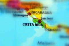 Republic of Costa Rica. Royalty Free Stock Photos