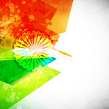 Republic Day background. Royalty Free Stock Photo