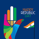 Republic day Royalty Free Stock Photo