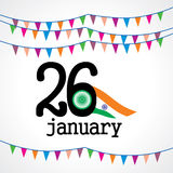 Republic day Stock Photography