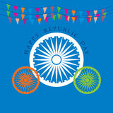 Republic day Royalty Free Stock Photography