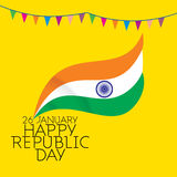 Republic day Stock Photo