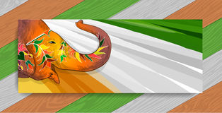 Republic Day in India 2 Royalty Free Stock Photo