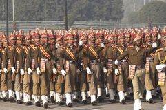 Republic Day Parade Royalty Free Stock Images