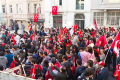 Republic Day of Turkey Celebrations Royalty Free Stock Image