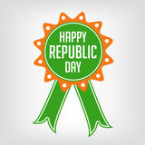 Republic Day. Vector illustration of a beautiful background for Republic day stock illustration