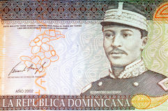 Republic Of Dominican Money Royalty Free Stock Photos