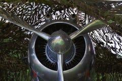 Republic EP-1 WWII plane Royalty Free Stock Image