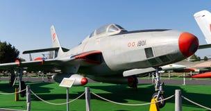 Republic F-84 Thunderjet Stock Photos