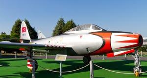 Republic F-84G Thunderjet Royalty Free Stock Photos