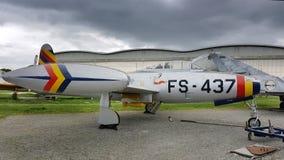 Republic F-84G Thunderjet Royalty Free Stock Image