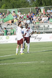 Republic FC Players Royalty Free Stock Photography
