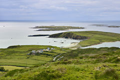 Republic of Ireland Coastline Stock Photo