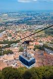 Republic of San Marino Stock Images