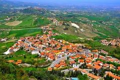 Republic of San Marino Stock Photo