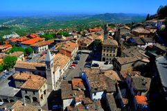 Republic of San Marino Stock Image