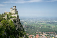 Republic of San Marino Stock Photography