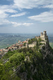 Republic of San Marino Stock Photo