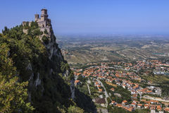 The Republic of San Marino Stock Image