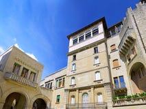 Republic of San Marino,Italy Stock Photo