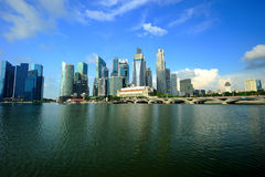 Republic of Singapore Royalty Free Stock Photo