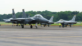 Republic of Singapore Air Force Open House 2011 stock photos