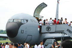 Republic of Singapore Air Force Open House 2011 Royalty Free Stock Photos