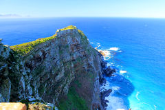 Republic of South Africa. Cape of Good Hope, Republic of South Africa - coastline royalty free stock image