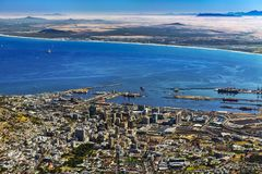 Cape Town, South Africa Royalty Free Stock Images