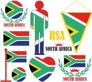 Republic of South Africa Royalty Free Stock Image