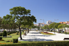Republic Square and Garden Royalty Free Stock Image