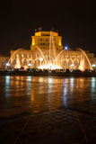 Republic square of Yerevan Stock Image