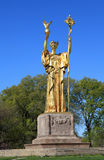 Republic Statue Stock Photos