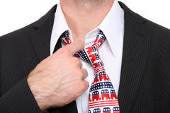 Republican Business Man Stock Images
