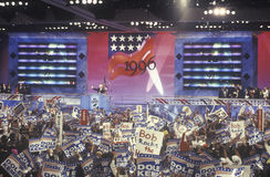 Republican National Convention in San Diego Royalty Free Stock Photo